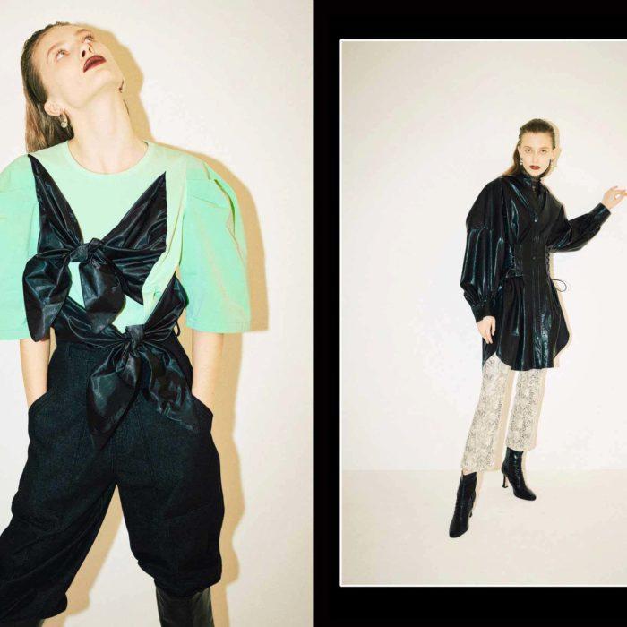 Подборка 12 модных корейских брендов одежды